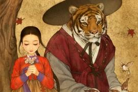 European Fairytales in Korean Dresses