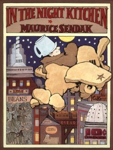 Banned Books Week: The Night Kitchen by Maurice Sendak