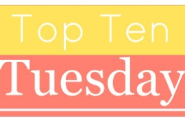 Top Ten Tuesday: Book Goals