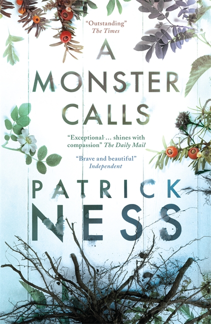 The Illustrated Mum Book Cover : A monster calls by patrick ness review the book wars
