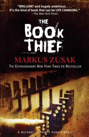 """Markus Zusak's """"The Book Thief"""""""