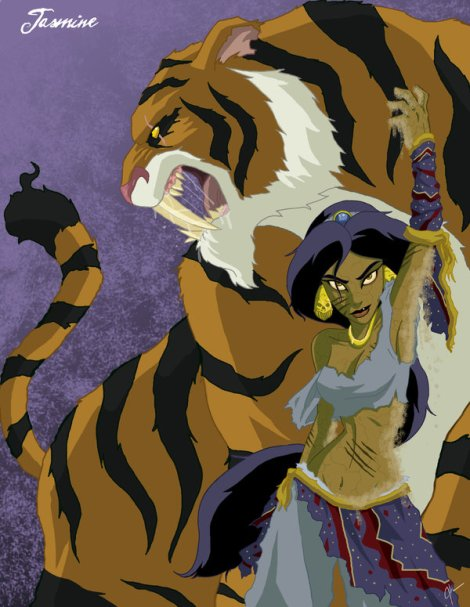 Twisted_Princess__Jasmine_by_jeftoon01