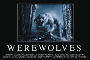 Nightmarish Creatures: Werewolves