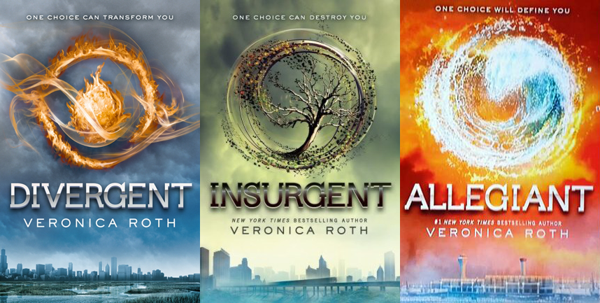 a review of insurgent a book in the divergent trilogy by veronica roth Book review: insurgent by veronica roth  the first book in the divergent trilogy,  so it is refreshing/lovely/amazing/incredible that veronica roth doesn't.
