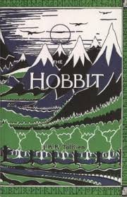 1937 Dust Jacket for The Hobbit