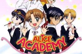 Manga Madness: Gakuen Alice – Higuchi Tachibana