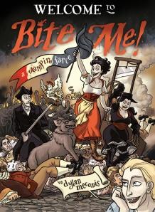 Bite Me! comic