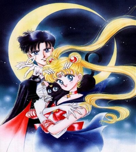 Manga Madness: Sailor Moon [Guest Post]