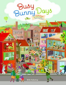 Review: Busy Bunny Days