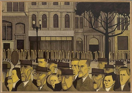 john brack essay Language is linear natura : this issue judith white looks at the life and art of john brack, who died earlier this essay john bar analysis brack the year essay john bar analysis brack the.