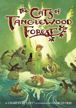 Cover art by Charles Vess