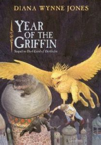 Jones - Year of the Griffin