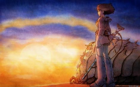 The Fantasy Environments, and Heroines, of Hayao Miyazaki