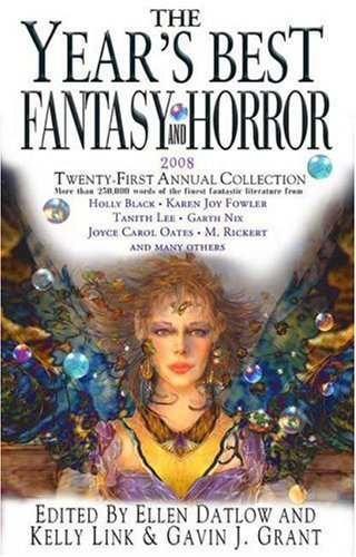Year's best fantasy and horror 2008