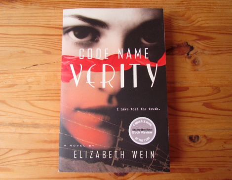 Code Name Verity: WWII Fiction, Guest Post by Laura MacDonald