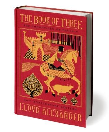 Book of Three Hardcover
