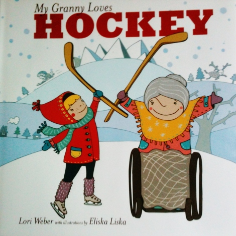 Publisher Spotlight Review: My Granny Loves Hockey