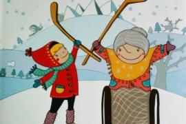Publisher Spotlight Review: My Granny Loves Hockey