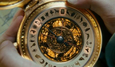the golden compass lit