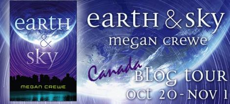 Megan Crewe Blog Tour Banner