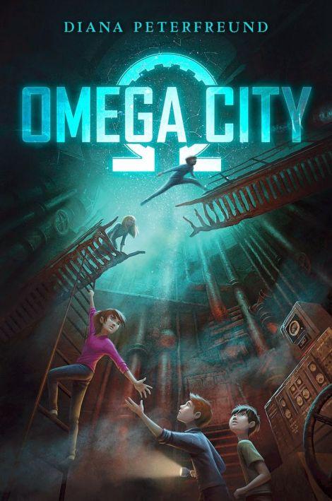 Omega-City-Diana-Peterfreund