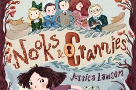 Review: Nooks and Crannies by Jennifer Lawson, Natalie Andrewson (illustrations)