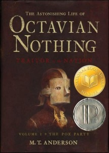 Review: The Astonishing Life of Octavian Nothing – The Pox Party