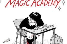 Review: SuperMutant Magic Academy by Jillian Tamaki