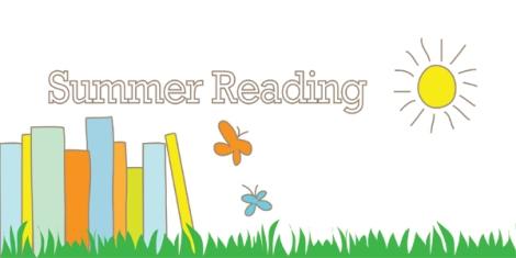 summer-reading - books - sun
