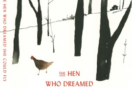 Reverse Crossover: The Hen Who Dreamed She Could Fly by Sun-mi Hwang, Kim Chi-Young (Translation), Nomoco (Illustrations)