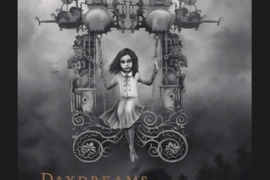 Daydreams for Night by John Southworth and David Ouimet (illustrations)