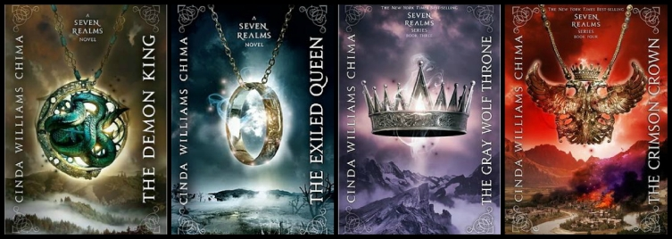 Image result for a seven realms novel