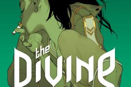 Review: The Divine by Asaf Hanuka, Tomer Hanuka, and Boaz Lavie