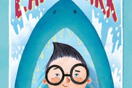Review: Land Shark by Ben Mantle, Beth Ferry