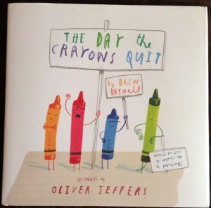The Day the Crayons Quit by Drew Daywalt: A Review