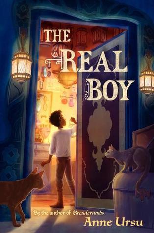 The Real Boy by Anne Ursu