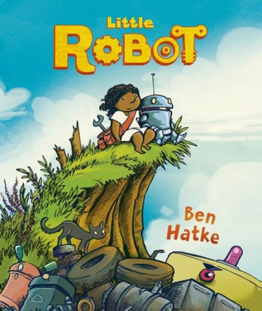 Image result for little robot book