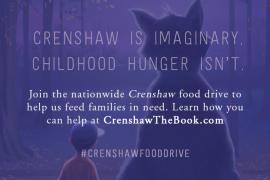 PSA: Macmillan's Nationwide Crenshaw Food Drive