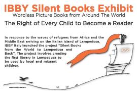 PSA: Lampedusa Silent/Wordless Picturebook Exhibition