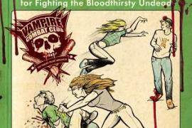 The Vampire Combat Field Guide: A Coloring and Activity Book For Fighting the Bloodthirsy Undead by Roger Ma