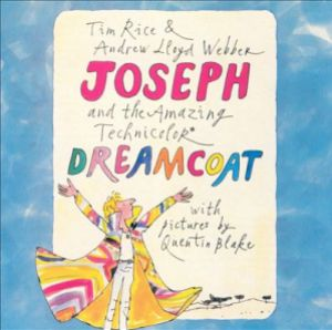Joseph and the Amazing Technicolor Dreamcoat book cover