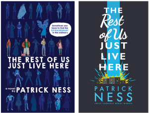 Patrick Ness at Kidsbooks, October 14, 2015