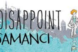 Blog Tour: Dare to Disappoint by Ozge Samanci