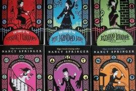 Review: Enola Holmes Mysteries series by Nancy Springer