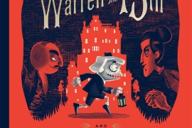 Review: Warren the 13th and The All-Seeing Eye by Tania del Rio, Will Staehle (Illustrations)