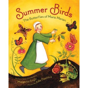 Books of Wonder: Summer Birds: The Butterflies of Maria Merian