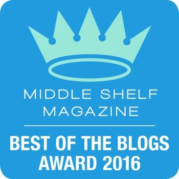 Middle Shelf Best Blogs Badge 2016 Award