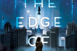 Review: On the Edge of Gone by Corinne Duyvis