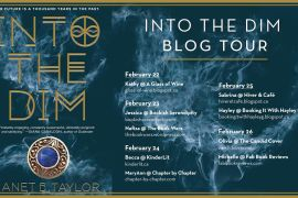 Blog Tour: Question and Answer with Janet B. Taylor, author of Into the Dim