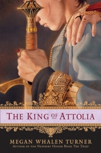 Discussion Post: The King of Attolia (Queen's Thief #3) by Megan Whalen Turner